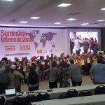 Comunicado de la Central de Trabajadores de Brasil. ( CTB )