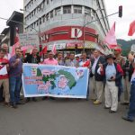 Fotos ineditas de la marcha 7 de septiembre.
