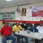 CNTP hace solidaridad con hermanos cubanos, todos los sábados de octubre.