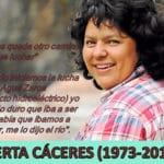Panamá, criminallización  a  defensoras del ambiente.