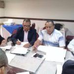 Reunión de Federación Sindical Mundial