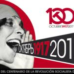 """""""Esta no es una fiesta del pasado, sino del presente. Seguimos luchando por el socialismo, por la causa de Lenin y de octubre de 1917 """"."""