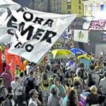 Brasil se moviliza contra reforma laboral de Temer
