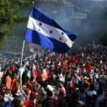 Se reinician las movilizaciones a nivel nacional en Honduras.