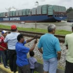 Canal de Panamá aporta $1,703 millones al Tesoro Nacional