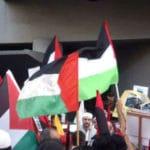 Federación Internacional de la Enseñanza (FISE) apoya a los palestinos