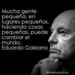 Feliz Año 2018 de Eduardo Galeano