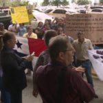 Servidores Públicos en lucha: