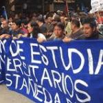 Se moviliza el Pueblo Hondureño