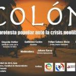 Viva la lucha del pueblo de Colón.    Apoyo total a la Huelga General