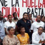 Federación Sindical Mundial se solidariza con el pueblo de Colón