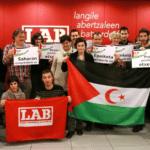 Presos/as Políticos Saharauis en huelga de hambre. Libertad presos/as Políticos Saharauis
