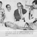 José Manuel Araúz, primer mártir de la gesta de mayo de 1958 por Jaime Flores Cedeño