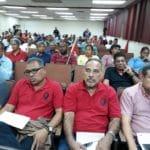 Encuentro Nacional de Dirigentes Sindicales, sociales y populares.