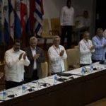 """Federación Sindical Mundial presente en el Foro de Sao Paulo realizado en CUBA del 15 al 17 de julio de 2018. """"POR LA UNIDAD LATINOAMERICANA Y CARIBEÑA"""""""