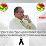 Editorial N° 32.  ¡Compañero Alfredo Berrocal Arosemena eres de los muertos que nunca mueren!