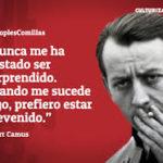 Pensamientos y reflexiones del novelista Albert Camus