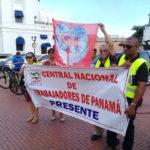 """""""Comunicado al País de la CNTP"""" """"Solidaridad con los trabajadores franceses"""""""