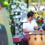 Juventud Sandinista rinde homenaje a José Martí en el 166 aniversario de su natalicio