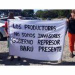 Comunicado en apoyo y solidaridad con nuestros amigos Productores del Barú.