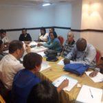 Comisiones de trabajo – Consejo CNTP 2019