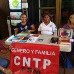 Feria de la Mujer Trabajadora 2019 – CNTP