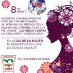 Mujeres Organizadas de la FSM Panamá celebran el Día internacional de la Mujer